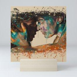 VENDREDI 18:35 Mini Art Print