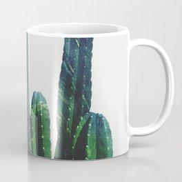 vertical watercolor cactus Coffee Mug