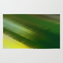 Color Burst - Into the Forest Rug