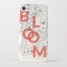 Vintage Bloom #society6 Slim Case iPhone 7