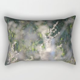 On The Sunny Side of Life Rectangular Pillow