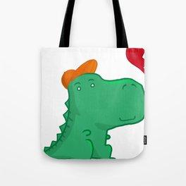 Dinoboy Tote Bag