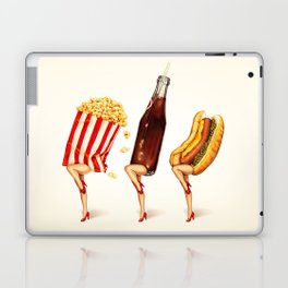 Movie Girls Laptop & iPad Skin