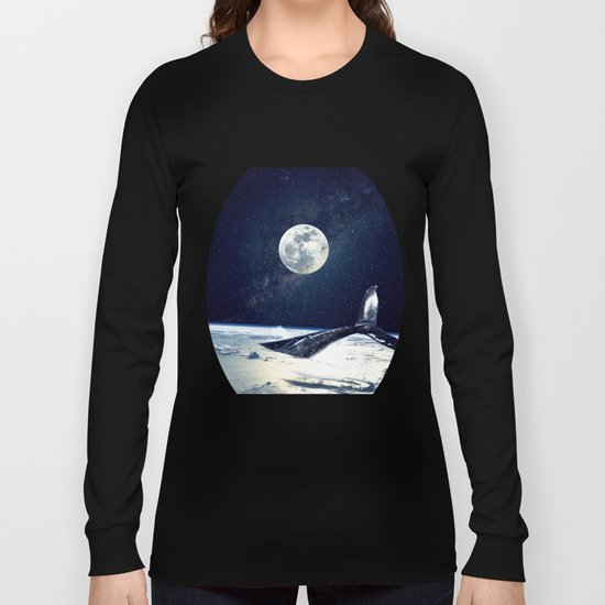 Stay in Space Long Sleeve T-shirt
