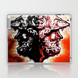 A Moment's Time Laptop & iPad Skin