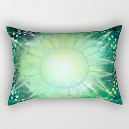 Anahata - Chakra 4 Rectangular Pillow