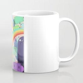 Who the What Coffee Mug