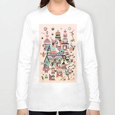 Structura 5 Long Sleeve T-shirt