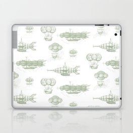 Airship Pattern Laptop & iPad Skin