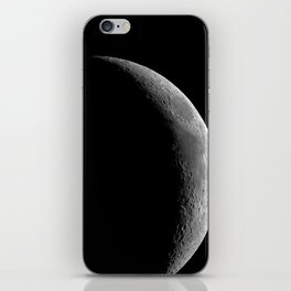 Crescent Moon iPhone Skin