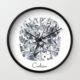Cushion Wall Clock