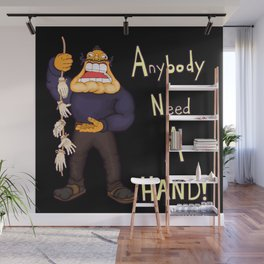 The Handyman Wall Mural