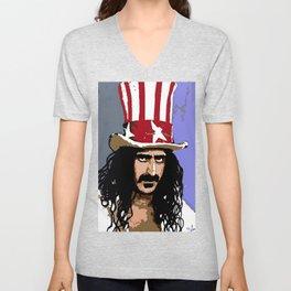 Zappa Unisex V-Neck