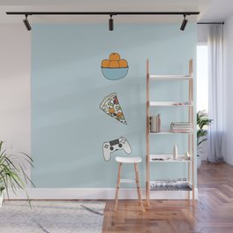 Friday Night Party Wall Mural
