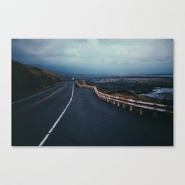 Road to Infinity Canvas Print