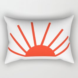 Gosha Rubchinskiy Logo Rectangular Pillow