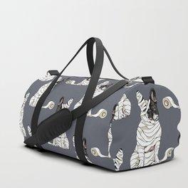 Mummy French Bulldog Duffle Bag