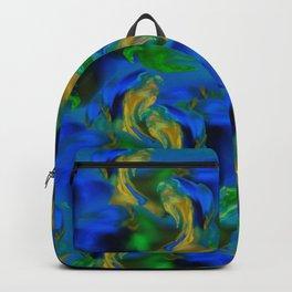 Troubled sea ... Backpack