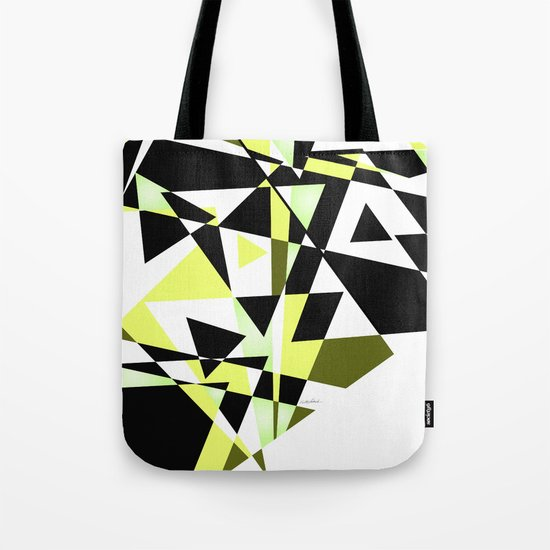 Mountain Trails Tote Bag