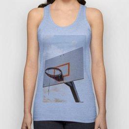 basketball hoop 4 Unisex Tank Top
