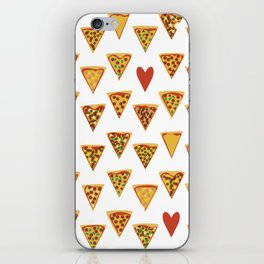 Pizza Love iPhone Skin
