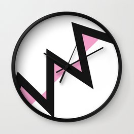 Geometric Calendar - Day 17 Wall Clock