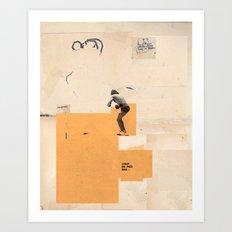 sooner or later 9 Art Print