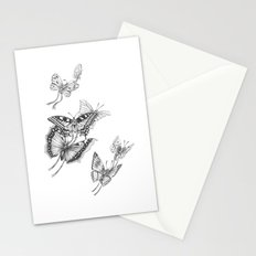 Fly Butterflies Fly Stationery Cards