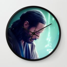 I will search for you Wall Clock