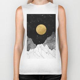 Moon and Stars Biker Tank