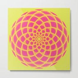 Chrysanthemum Metal Print