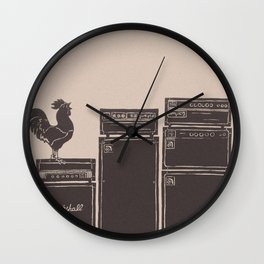 ATOMIC ROOSTER Wall Clock