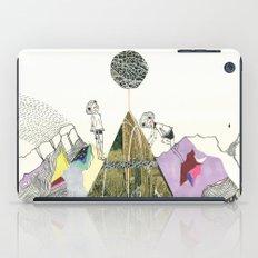 Climbers - Cool Kids Climb Mountains iPad Case