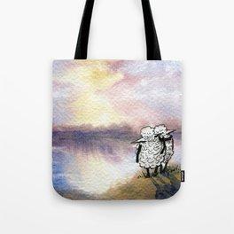 Companion Sheep Tote Bag