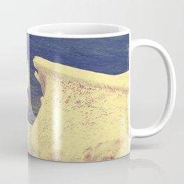 goose in lake Coffee Mug