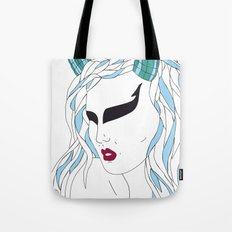 Taurus / 12 Signs of the Zodiac Tote Bag
