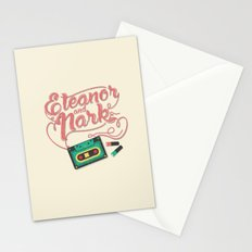 Eleanor and Park Stationery Cards