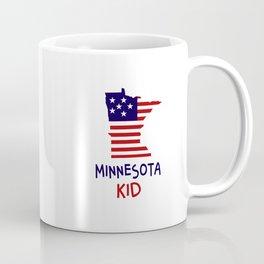 Minnesota Kid Coffee Mug