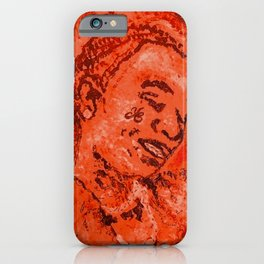 Thug,travis,so much fun,album,red,deluxe,thugger,music,rap,rapper,hiphop,lyrics,poster,art,painting, iPhone Case