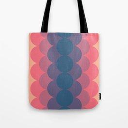 Gradual Sunset Tote Bag