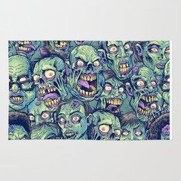 Zombie Repeatable Pattern Rug