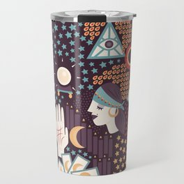 Fortune Teller Travel Mug