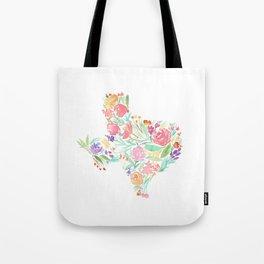 Bloomin' Texas Tote Bag
