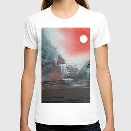 The Morning Lights the Grey River T-shirt