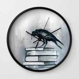 I Don't Read As Much As I'd Love To Anymore Wall Clock