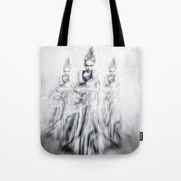 Yuki-Onna Tote Bag