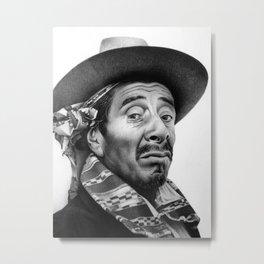 MEXICO 2 Metal Print