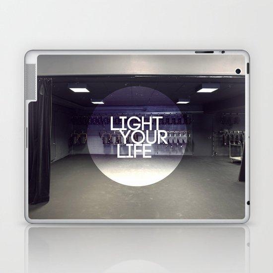 Light Your Life Laptop & iPad Skin