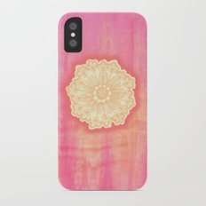 pink is s000 in.  iPhone X Slim Case