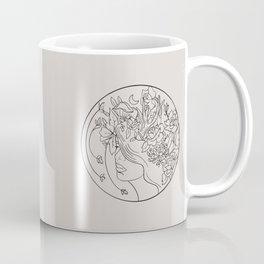Elen Wild Goddess Coffee Mug